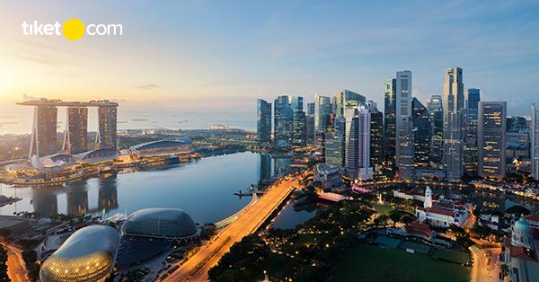tempat paling instagrammable di singapura