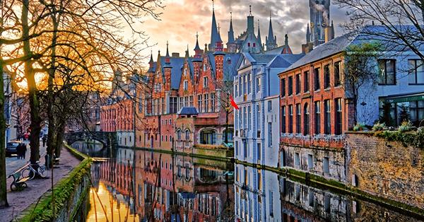 11 Kota di Dunia yang Punya Kanal Cantik Selain Venice_blog_Bruges
