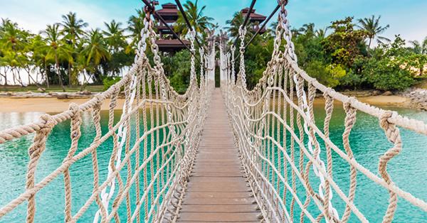 16 Wisata gratis di Singapura_blog_Jembatan di Palawan Beach