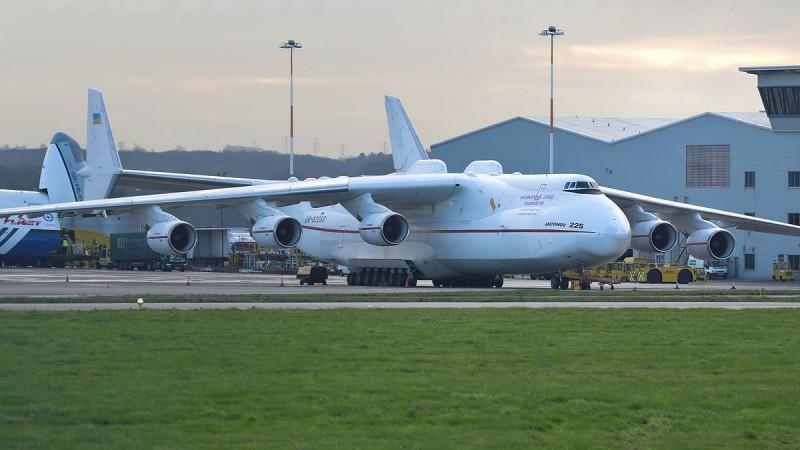 Antonov An-225, Pesawat Terbesar Di Dunia