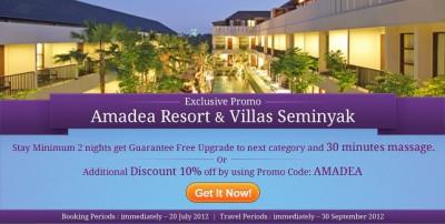 Promo Hotel Terbaru dari Tiket.com!!