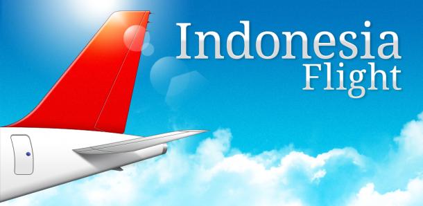 tiket.com indonesia flight