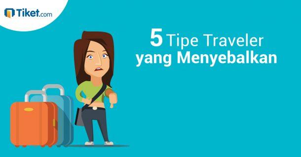 tiket.com traveler menyebalkan
