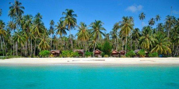 Pantai Pulau Palambak Besar via wisataaceh.com