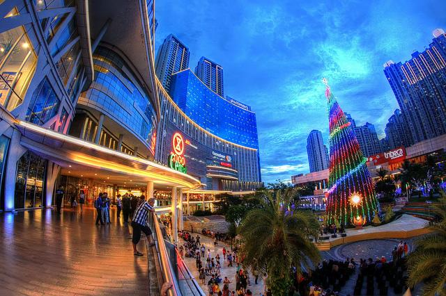 Mall Terbesar Di Jakarta - Central Park