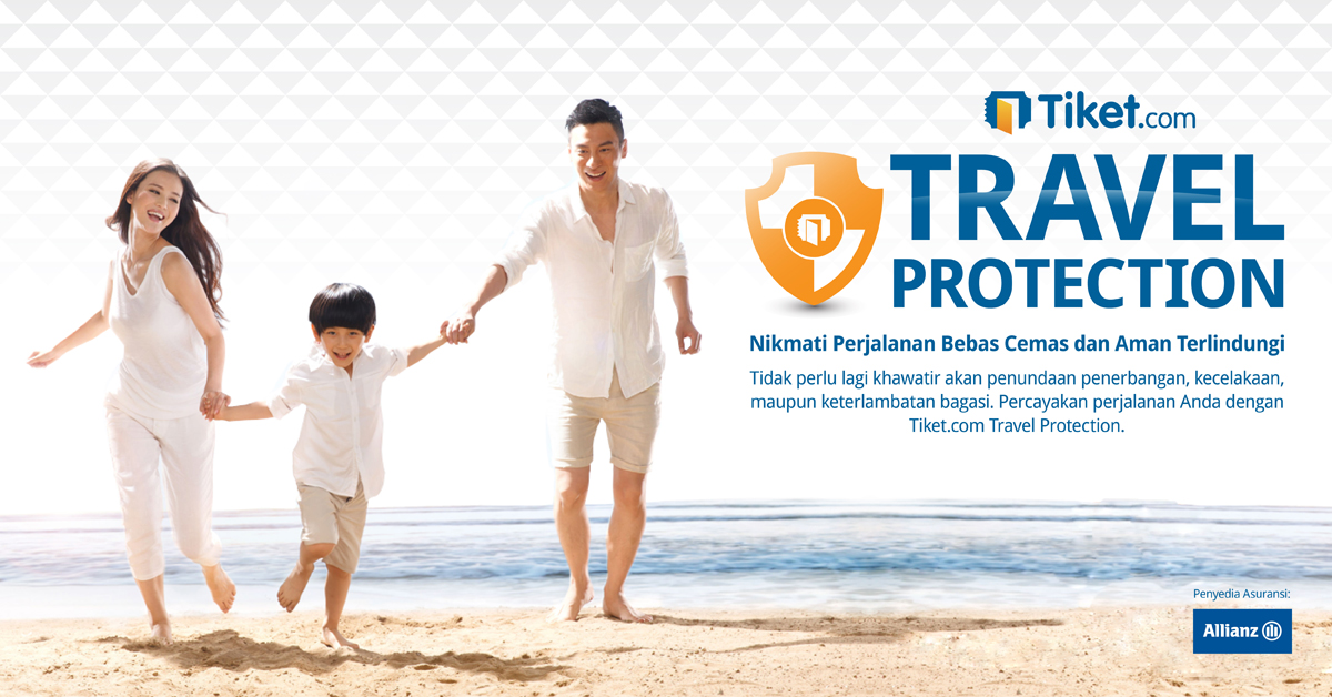 Tiket.com Travel Protection