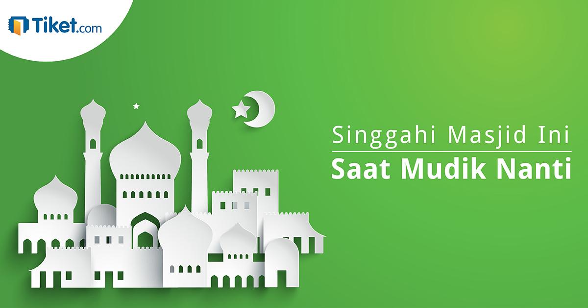 Masjid Unik Indonesia