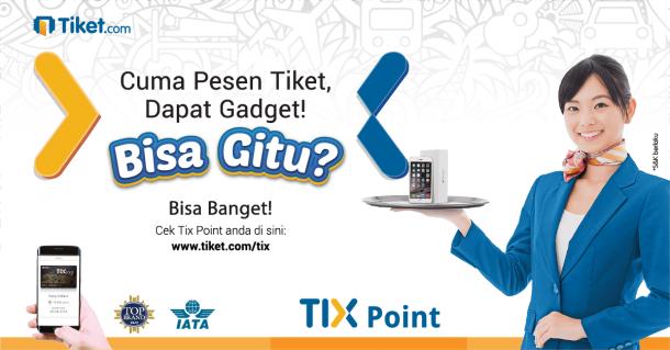 TIX Point