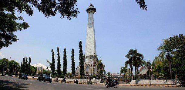 mandala monumen