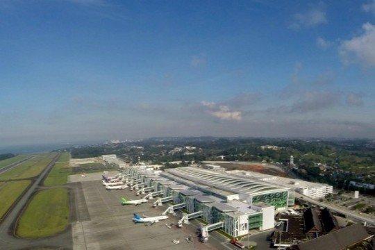 Bandara Sepinggan via industri.bisnis.com