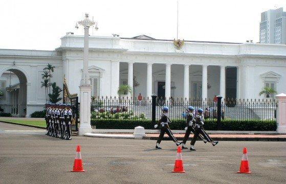 Istana Merdeka via www.wikimedia.org