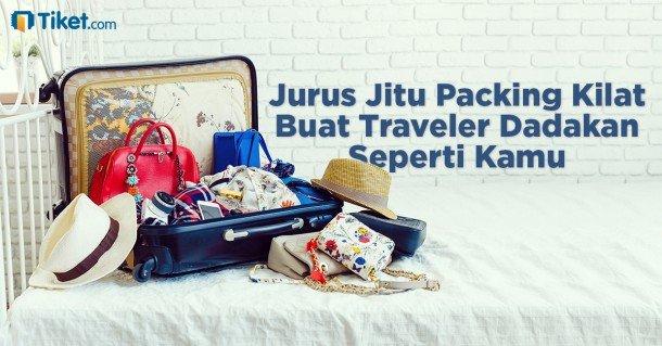 Jurus Jitu Packing Kilat
