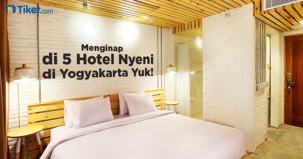 Hotel Seni Yogyakarta