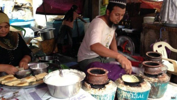 Pasar Kaget Myanmar