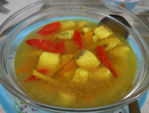 Sup-Ikan-Cakalang-Kuah-Kuning