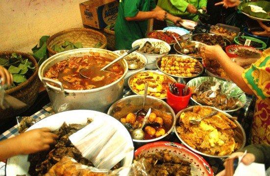 Nasi Jamblang small