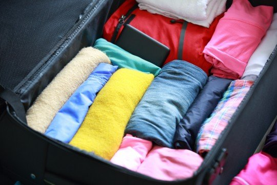 roll-your-clothes-to-save-luggage-space