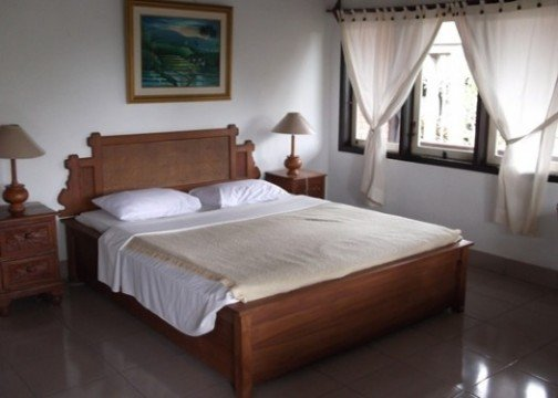 Villa Sanggingan room