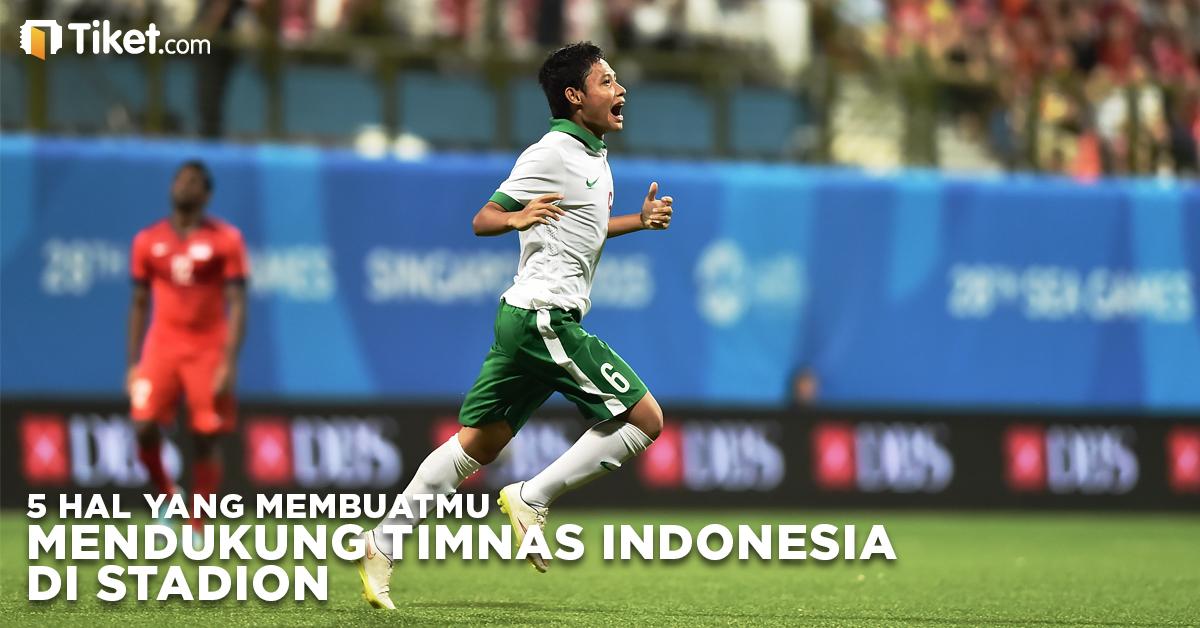 Tiket Timnas Indonesia