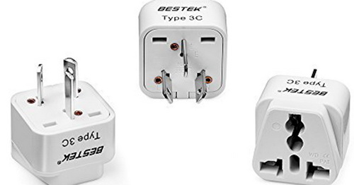 Universal Plug via aliexpress.com