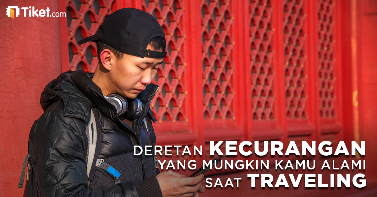 tips traveling kecurangan