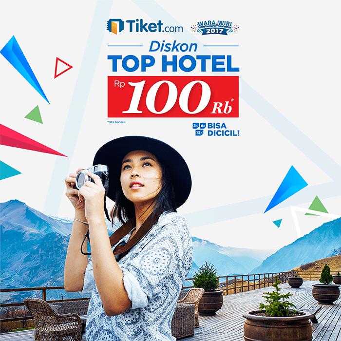 Promo Hotel Tiket.com