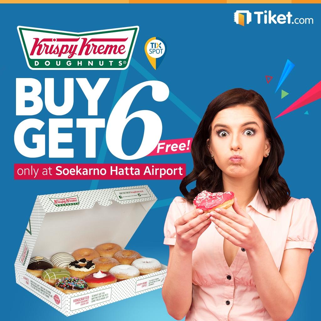 Promo Krispy Kreme