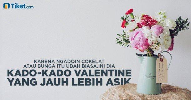 Karena Ngadoin Cokelat Atau Bunga Itu Udah Kuno,Ini Dia Kado-Kado Valentine Yang Jauh Lebih Asik (1)