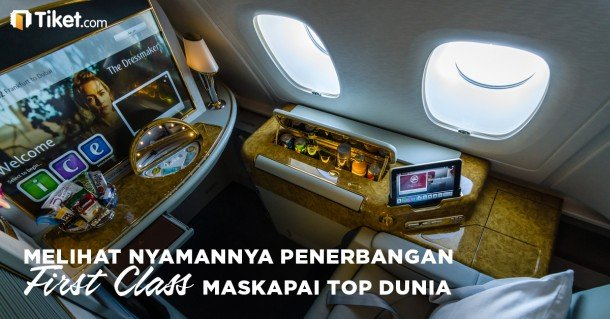 Pesawat first class