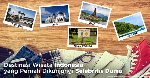 Liburan di Indonesia