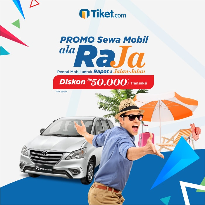 Sewa Mobil Tiket.com