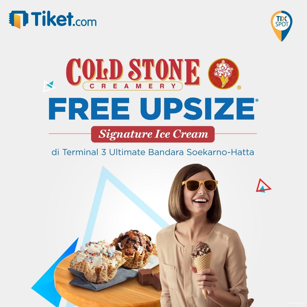 Promo Cold Stone