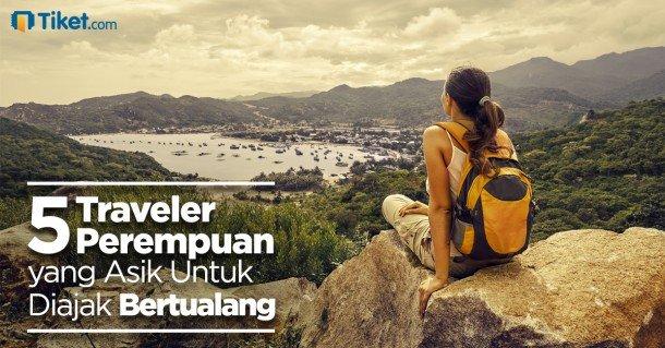 5 Traveler Wanita