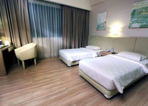 Grand Jatra Hotel Balikpapan room