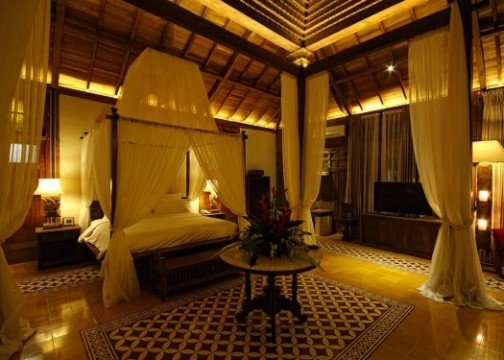 Jadul Adarapura Resort And Spa room