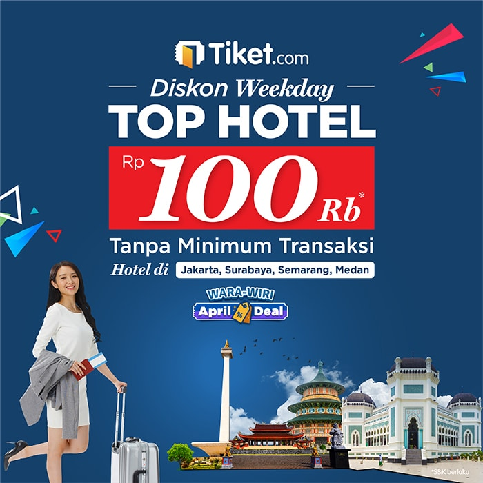 Promo Top Hotel Weekday