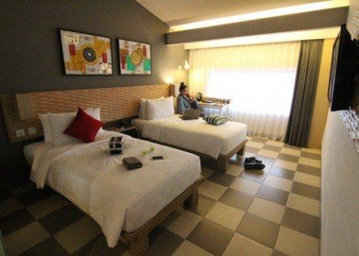 The 1O1 Bandung Dago room