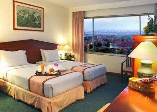 The Jayakarta Bandung Hotel & Spa room