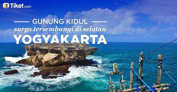 Gunungkidul, Surga Tersembunyi di Selatan Yogyakarta