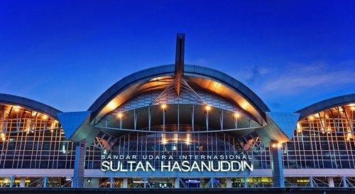 Bandara tersibuk di Indonesia - Bandara Sultan Hasanuddin