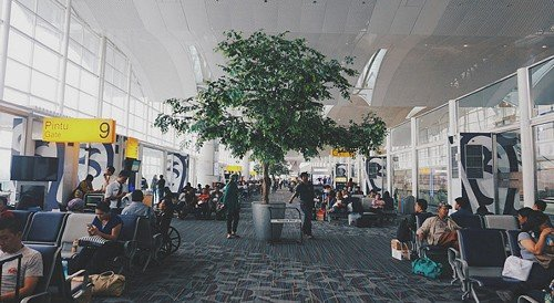 Bandara tersibuk di Indonesia - Bandara kualanamu