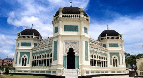 masjid raya almashun