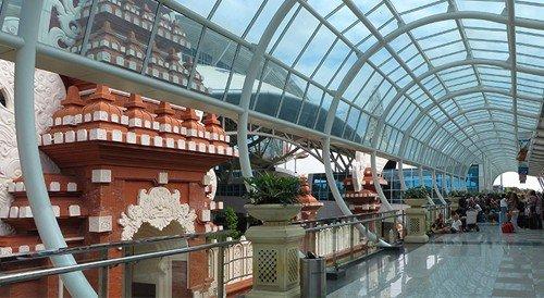 Bandara tersibuk di Indonesia - Bandara ngurah rai