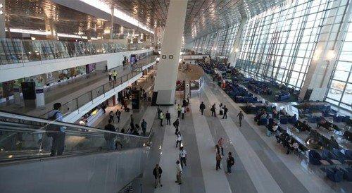 Bandara tersibuk di Indonesia - Bandara Soekarno Hatta