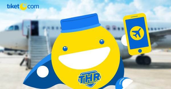 Cara Pesan Tiket Pesawat Promo THR
