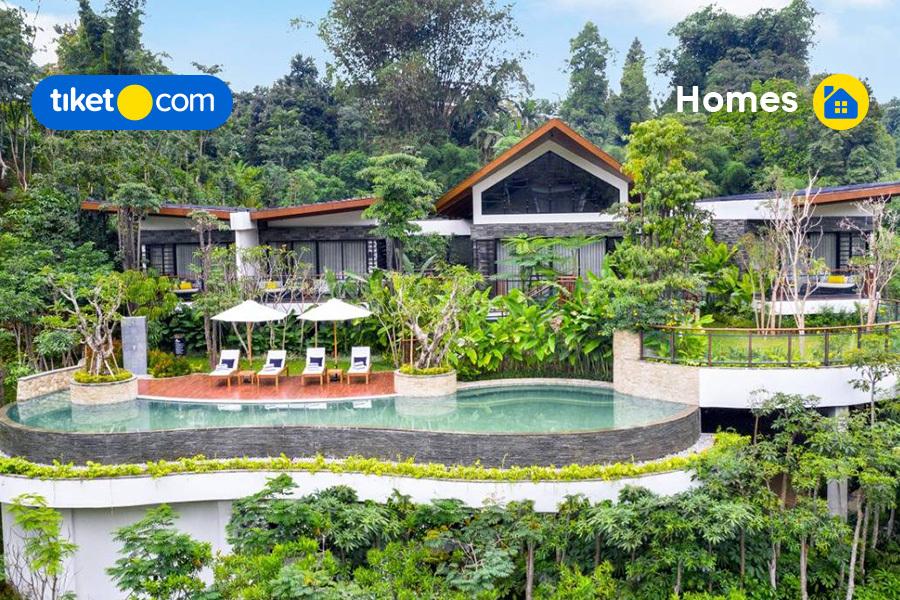 7 Penginapan di Bogor Ini Punya View Menakjubkan, Dijamin Bikin Betah!