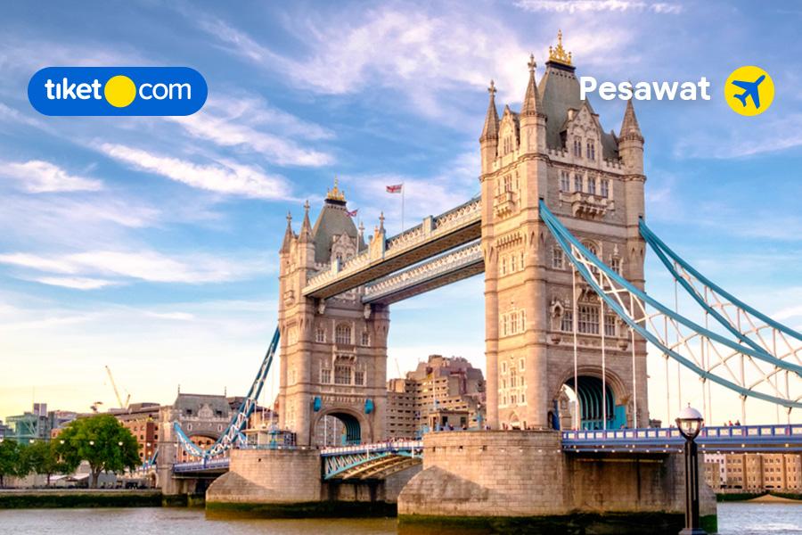 Mau Liburan ke UK? Intip Contoh Itinerary UK 7H6M Ini, Kuy!