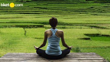 yoga dan pilates di Ubud