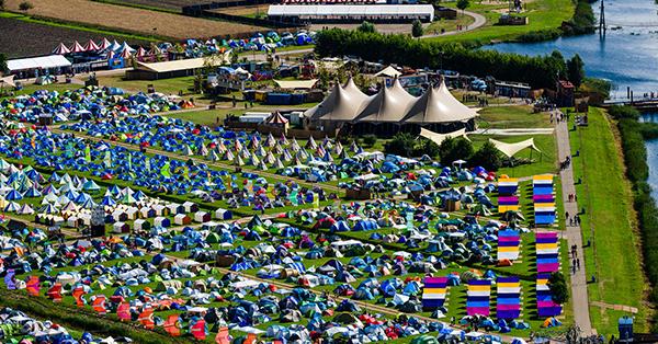Mysteryland 2019_camping