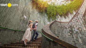 tempat romantis di singapura